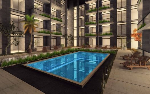 apartment for sale in Degla towers el Morshedy